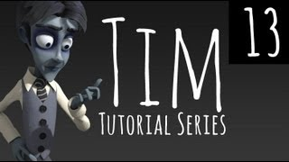 getlinkyoutube.com-Tim - Pt 13 - Clothing - Shoes and Tie, Mask Modifier