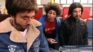 Showmatch 2009 - Nuevo envío de Calientes