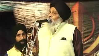 Dhadi Jatha Giani Sant SinghJi Paras At New Delhi Gaziabad On 08 November 2014