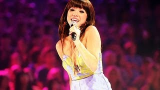 getlinkyoutube.com-Carly Rae Jepsen - Call me maybe live at Teen Choice Awards HD - Call me maybe directo
