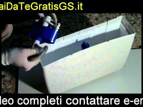 Come cambiare il rubinetto a galleggiante delle cassette a zaino http://www.faidategratisgs.it
