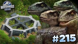 getlinkyoutube.com-RAPTOR SQUAD IS HERE!!! || Jurassic World - The Game - Ep215 HD