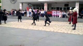 getlinkyoutube.com-Горский  танец. РСО-Алания
