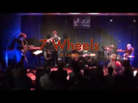 "Stéphane Galland / ""7 Wheels"" (F. Cassol) Aka Moon & Malik Mezzadri"