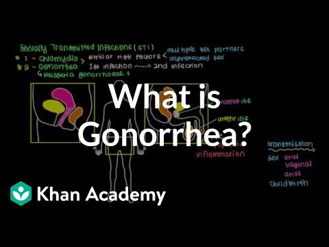 Gonorrhea Video
