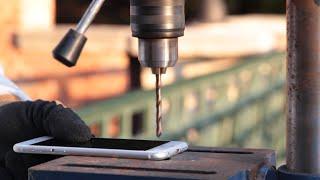 getlinkyoutube.com-How-to fix a bent iPhone 6
