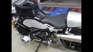 getlinkyoutube.com-BMW RnineT    2015    S様純正カスタム仕様