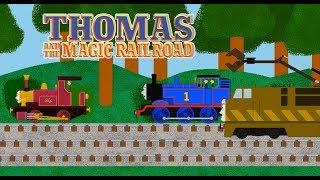 Chase Scene - Thomas and the Magic Railroad Sprite Remake