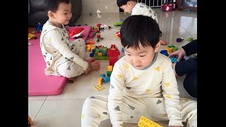 getlinkyoutube.com-Super Cute - Triplet Song Il Gook : Daehan, Mingguk and Manse Part 4