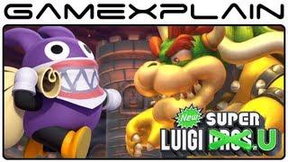 getlinkyoutube.com-Nabbit vs the Final Bowser Boss Battle in New Super Luigi U + Ending