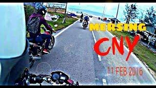 getlinkyoutube.com-Ride to Mersing (Chinese new year) 11 FEB 2016 Suzuki Belang R150