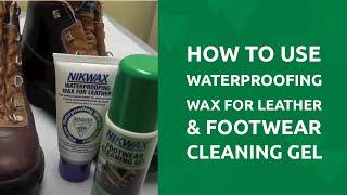 getlinkyoutube.com-How to Waterproof your Leather Footwear