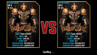 getlinkyoutube.com-Real Steel WRB Championship Hollow Jack VS Hollow Jack NEW UPDATE