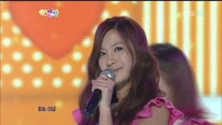 에이핑크 (Apink) [Hush Hush] @SBS gayodaejun 가요대전 20121229