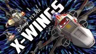 Disney/Pixar's X-WINGS Movie Trailer