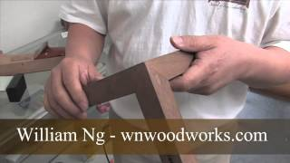 getlinkyoutube.com-183 - Advanced Joinery With Darrell Peart and William Ng