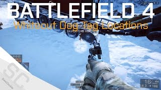 getlinkyoutube.com-All Known Phantom Dog Tag Locations - Operation Whiteout Final Stand - BF4