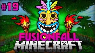 WER ist TIKIMA?! - Minecraft Fusionfall #019 [Deutsch/HD]