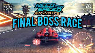getlinkyoutube.com-Final Boss Race (Marcus King) - Need for Speed No Limits