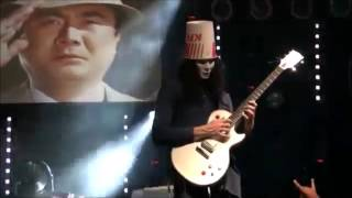 getlinkyoutube.com-THE MOST INSANE SOLOS OF BUCKETHEAD! ! !