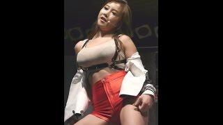 150705 포켓걸스 Pocket Girls 소윤 - 빵빵 (밀리오레) 직캠 fancam by zam
