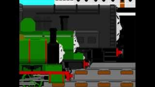 getlinkyoutube.com-Thomas and Friends Animated Remake Episode 12 (Diesel Does It Again)