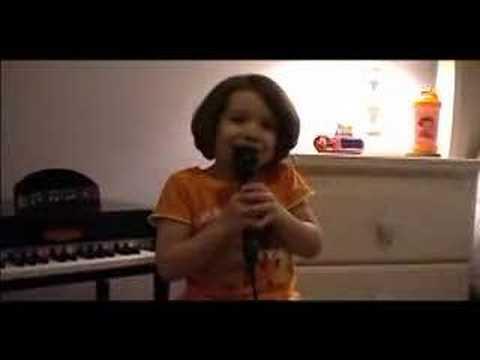 Erma sings Goodbyes by Savannah Outen