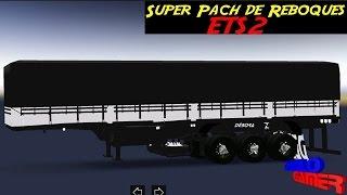 getlinkyoutube.com-Euro Truck Simulator 2--Super Pack de Reboques Brasileiros!!