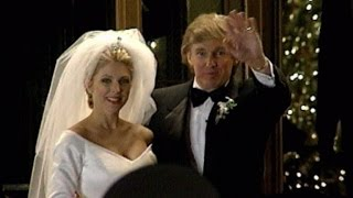 getlinkyoutube.com-What Happened to Donald Trump's Second Wife Marla Maples?