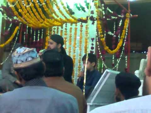 Jaliyon Par Nigahain Jami Hain - Owais Raza Qadri Giga Masjid 4 March 2012