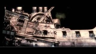 Kaptari Warship