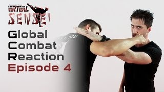 Ninjutsu self defense - Ep. 4 - Hook punch and side choke hold