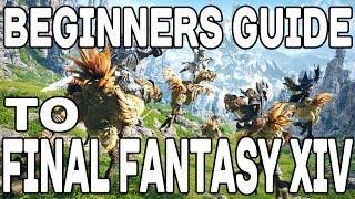 getlinkyoutube.com-Final Fantasy XIV: A Beginners Guide !!