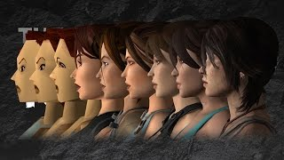 getlinkyoutube.com-Lara Croft's Evolution- Tomb Raider Infographic