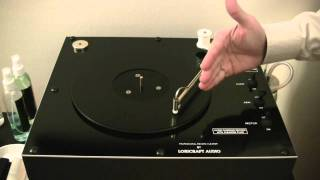 getlinkyoutube.com-Loricraft PRC3 Record Cleaning Machine Review