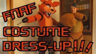 getlinkyoutube.com-FNAF Costumes - Dress Up Time!