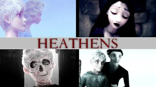 getlinkyoutube.com-💀HEATHENS💀 | Non.Disney MEP [FULL]