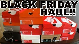 getlinkyoutube.com-Black Friday Nike Pick Up Haul! November 2013