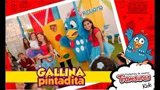 Show Gallina Pintadita - Shows Infantiles - Travesuras Kids