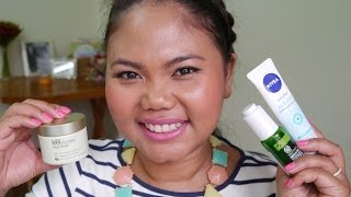 getlinkyoutube.com-สกินแคร์ช่วงเช้า My Morning Skincare Routine | MaiRuuDee