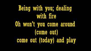 getlinkyoutube.com-Roxette - Center of the Heart (lyrics) fan video