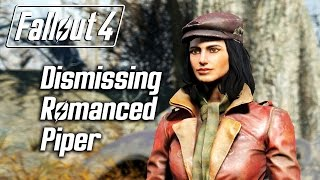 getlinkyoutube.com-Fallout 4 - Dismissing Romanced Piper