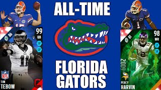 All-Time Florida Gators Team - Tim Tebow and Percy Harvin! - Madden 16 Ultimate Team