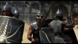 getlinkyoutube.com-Gladiator - Arena Fights - Scypio Africanus vs. Hannibal