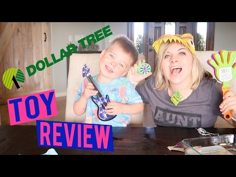 TOY REVIEWS WITH OLLIE! - // SoCassie