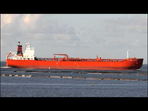 Click to view video SIDSEL KNUTSEN - IMO 9019779 - Germany - River Elbe - Otterndorf