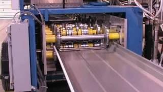 getlinkyoutube.com-Bradbury Portable Standing Seam Rollforming Machine