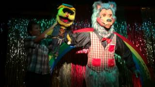 getlinkyoutube.com-The Rock-afire Explosion - Aaron Puppeteering Earl