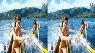 LG 3D DEMO - Ultimate Wave In Tahiti