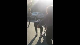 Fresno girl fight day 2